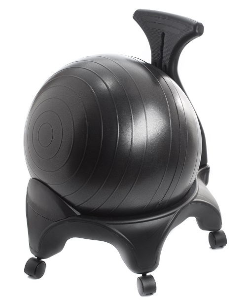 Aeromat 5 Legged Exercise Ball Chair