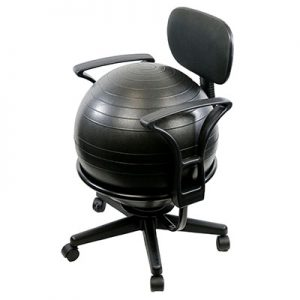 Ball Chair with Arms