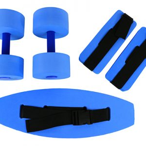 CanDo Deluxe Aquatic Exercise Kit